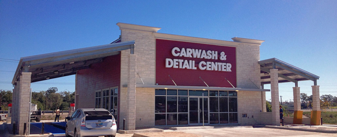 American Lube Center & Carwash