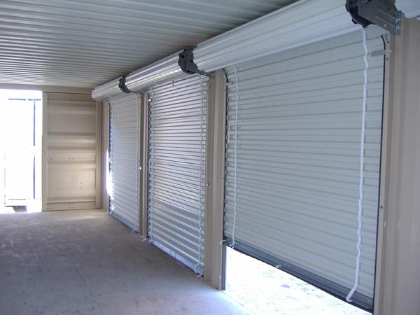 roll-up-door-inside & Types of Garage Doors - RBS