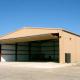 65 x 18 Bifold Hangar Door