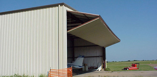 Hangar Doors And Metal Buildings Rbs